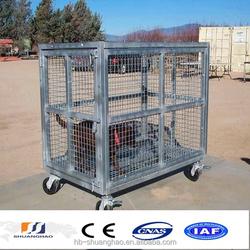 Stainless/Galvanized steel animal/dog/kennel cage(Manufacturer)