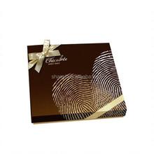 Mountain new design fashion chocolate paper box