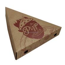 Triangle pizza box manufacturer China