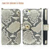 factory direct sale phone leather case for iphone 5/5s
