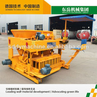 Moving Type QTM6-25 moving concrete block factory for sale