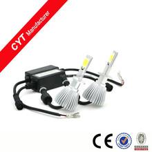 20W 9/30v White COB LED Car Headlight H1 Auto Headlamp Auxiliary Fog lamp