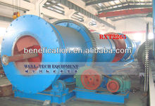 rotary scrubber for heavy clay ore Washing Machine