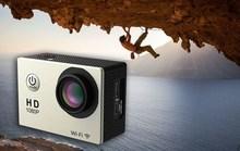 Extreme Sports Cam with Branded Sensor / 1080P Full HD 60FPS, Wifi, Sport DV Model TW12