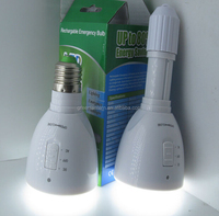 Latest Design 4W E27 Rechargeable LED Emergency Light,Emergency Led Lamp With CE RoHS