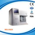 Semi- automática analisador de sangue- MSLAB06W- mindray analisador de hematologia, analisador de química