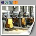 ce y la iso de alta eficiente de la biomasa generador de electricidad madera pequeño generador de gas