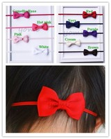 Fashion accessories wholesale china elastic headbands for babies hair elastic band