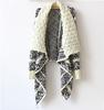 European style Popular designs knit woman cardigan sweater