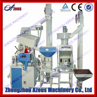 Full Automatic Rice Mill Machinery Price Plant