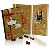 Customized chocolate advent calendar