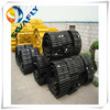 Mini Excavator Undercarriage Parts for PC30 Track Link assy, PC30 Track Chain 21N-32-00101