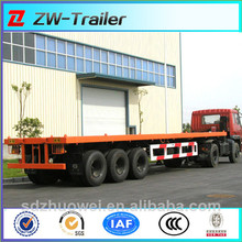 40ft 20ft Container Delivery and Transport Vehicle Trailer For Sale With Shocked Price While Other Trailers On Sale