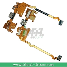 Mobile phone charger port flex for LG P769 dock connector charger flex cable