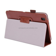 8.4 inch Luxury tablet pc leather cover case for Samsung Galaxy Tab Pro T320