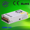Good quality IP20 15A 24V 360W non-waterproof LED driver ,24v dc LED Power Supply