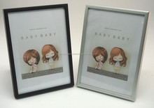 baby metal aluminum series of photo frame high quality decor
