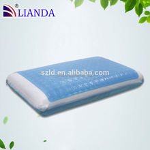 lengthen wave memory foam pillow