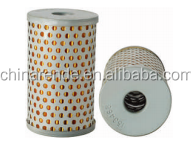 new auto parts H601/4 Oil Filter For BMW with high qualilty