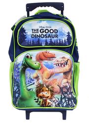 "Dinosaur Large 16"" Roller School Backpack trolley luggage"