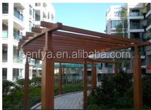 2025 new design france wooden pergola