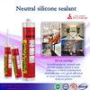 granite polymer Silicone Sealant/ rebar adhesive silicone sealant supplier/ silicone sealant for concrete joints