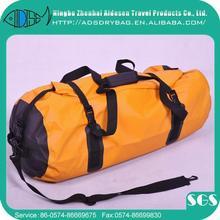 500D tarpaulin waterproof nylon duffel bag