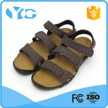 new stylish men no heel sandals summer fashion men flat sandals 2015 cheap china wholesale sandals for men