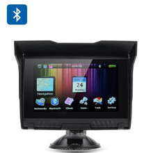 Jiangmen OEM factory navigation for taxi support garmin map car motocycle w-50