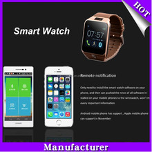 2015 New Arrival Bluetooth Watch HD TFT LCD Touch Screen Smart Watch V8 with 2M camera