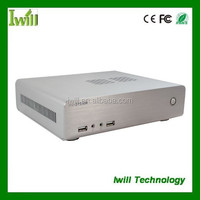 Mini itx computer chassis HT60 branded computer case manufacturer