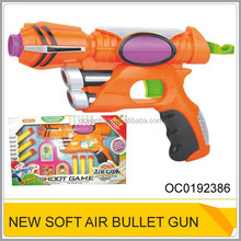 New foam ball shooting gun toy Kids toy paintball guns for sale OC0192386