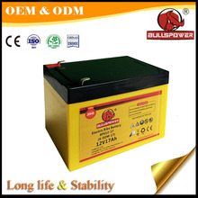 high specific energy 12v20ah 6-DZM-20 valve regulated sealed lead acid battery