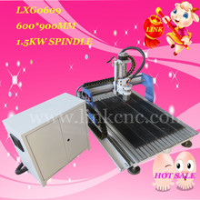 Best quality link brand 0609 cnc wood carving tools/ mini 6090 cnc cutter