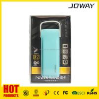 power bank 5200 mAh power bank external battery