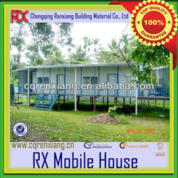 RX Low Cost Applicative Nice Prefabricated Modern Modular Portables Wall Cabins