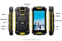 waterproof IP68 SNOPOW M8 quad core mobile phone shop decoration