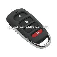 Wireless Universal Remote Car Key Fobs 433mhz YET084