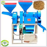 professional design mini rice mill plant