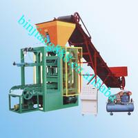 Hot! automatic compressed earth brick block making machine
