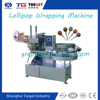 LLP Twist Lollipop Packing Wrapping Machinery