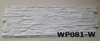 Polyurethane faux rock panel,,wall decoration panel,light weigh, DIY installation.