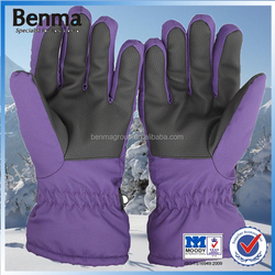 Warm motorcycle gloves , winter waterproof glove for motorcycle/scooter/motorbike riding