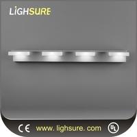 Contemporary indoor wall mount mirror light LED luminaire