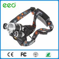 led coal miners headlamp XML T6 LED Headlamp Headlight flashlight head light lamp 18650