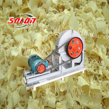 Great performance wood flake for making shavings for animal