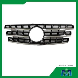 CAR CHROME FRONT BUMPER GRILLE GRILL FOR MERCEDES BENZ M CLASS ML W164 2009 FOR SALE