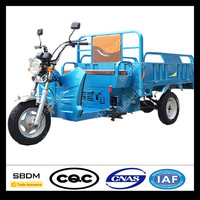 SBDM Open Body Electric Carrier Tricycle for Cargo