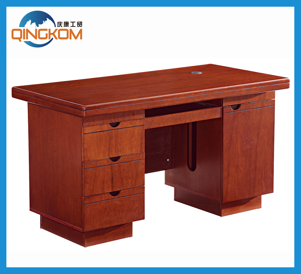 Cheap Mdf Wood Office Used Furniture Computer Desk - Buy Mdf Wood