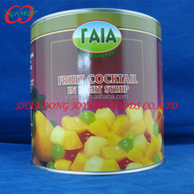 Hot Sale Canned Fruit Cocktail In Syrup,Canned Mixed Fruit